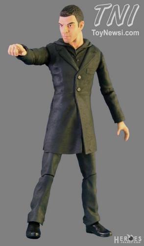 Offical Heroes Figurines