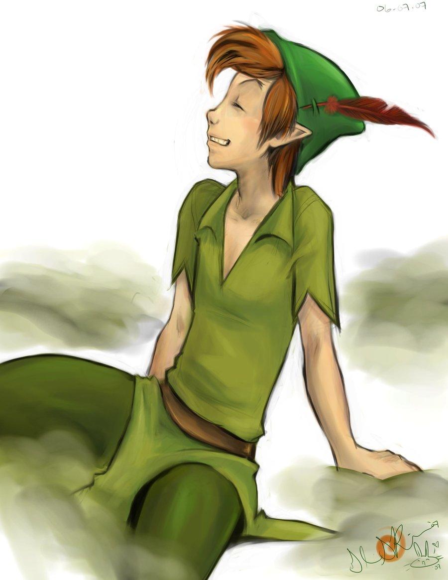Oh Peter! - Peter Pan Photo (455724) - Fanpop