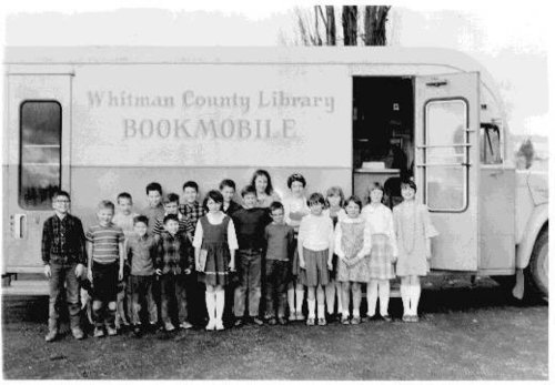 Old Bookmobiles