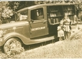Old Bookmobiles - libraries photo