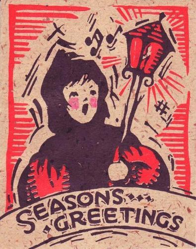 Old natal Cards