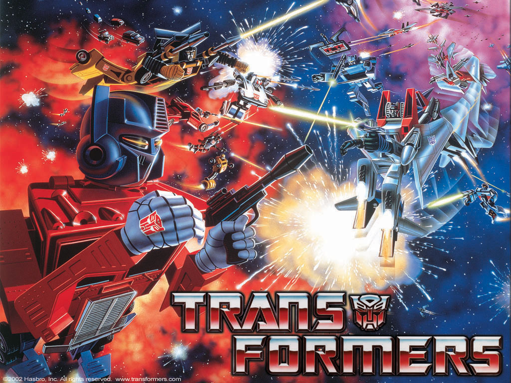 Transformers old school
