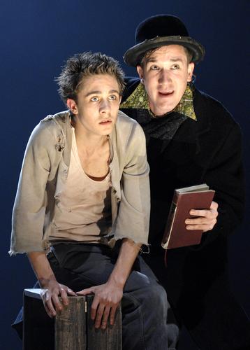 Oliver Twist Play