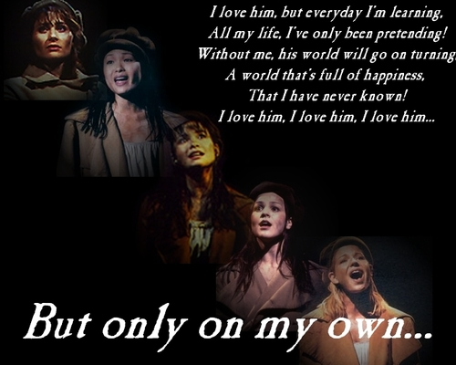 Les Miserables images On My Own HD wallpaper and background photos