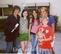 On Set - zoey-101 photo