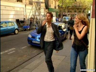 On the Set of Before Sunset