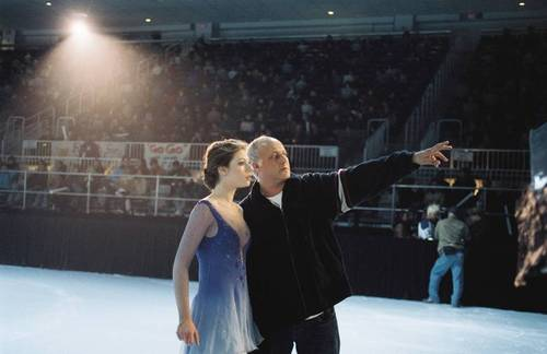 On the Set of Ice Princess