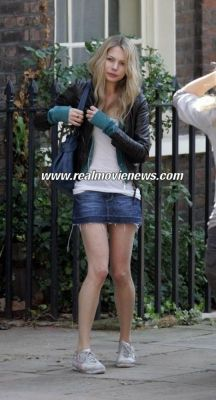 On the Set of Incendiary - Michelle Williams Photo (639508 ...