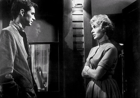 On the Set of Psycho