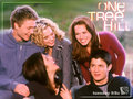 One Tree Hill Cast - one-tree-hill wallpaper