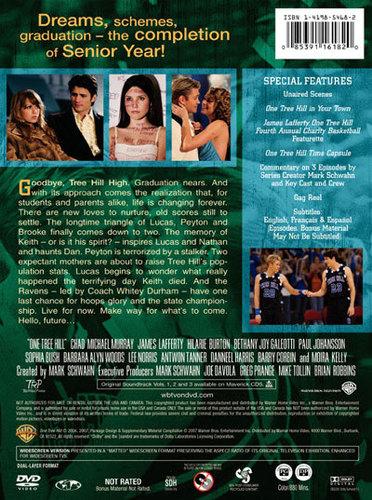 One albero collina Sea. 4 DVD Back