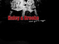 One Tree Hill - brooke-and-haley wallpaper
