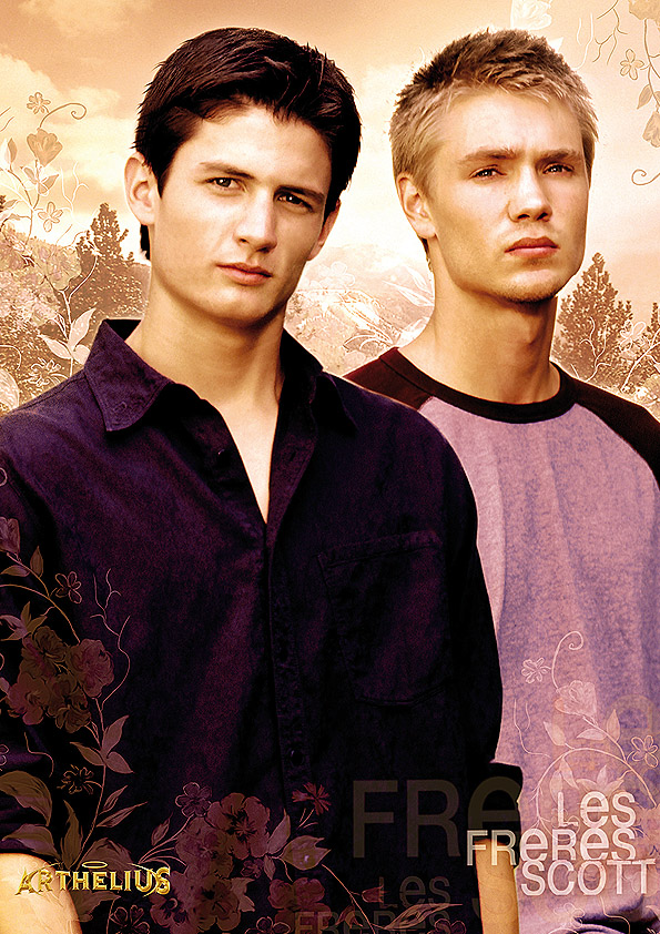 One Tree Hill Brothers Images HD Wallpaper And Background Photos