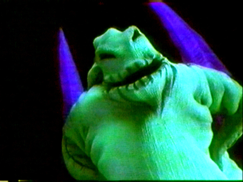Oogie Boogie - nightmare-before-christmas Photo