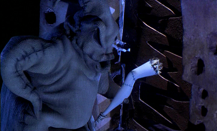 nightmare before christmas images oogie boogie wallpaper and background photos - The Nightmare Before Christmas Oogie Boogie