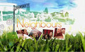 Opening Titles - neighbours photo