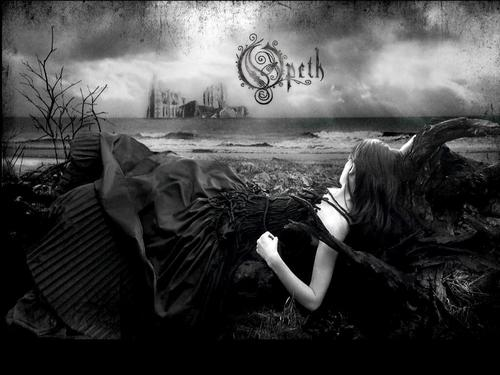 Heavy Metal 바탕화면 called Opeth