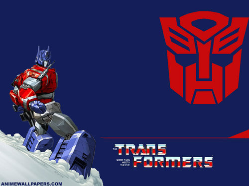 Transformers wallpaper entitled Optimus Prime