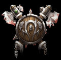 Orc Crest - world-of-warcraft photo