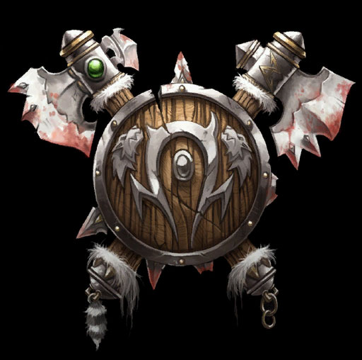 World of Warcraft - Orc Crest