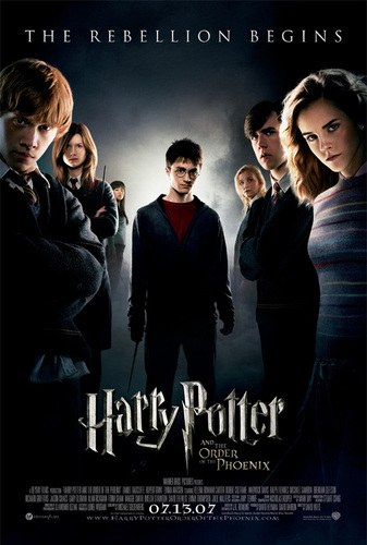 Order of the Phoenix Poster