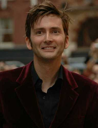 Order of the Phoenix Premiere - david-tennant Photo