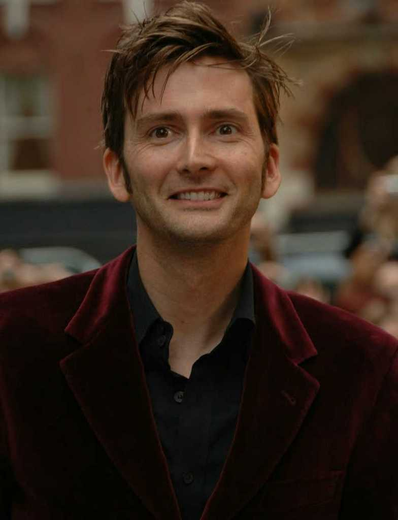 David Tennant - Picture Gallery
