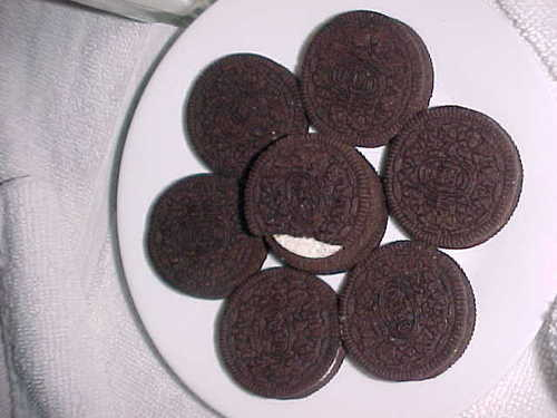 Oreo cookie - cookies Photo