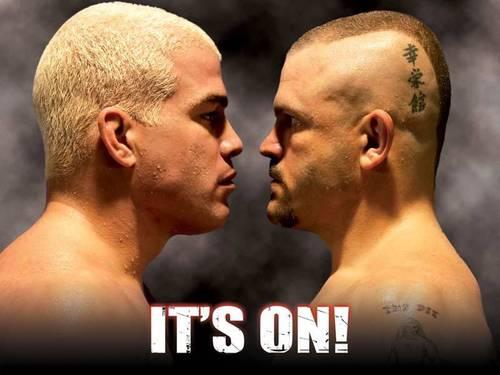 Ortiz vs Liddell
