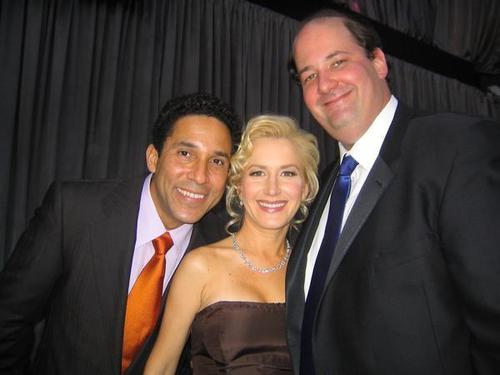 Oscar, Angela & Brian