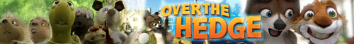 Over the Hedge banner