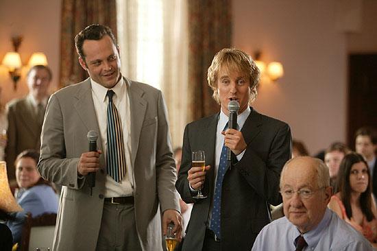 Owen Wilson & Vince Vaughn