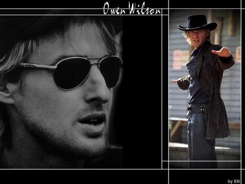 Owen Wilson پیپر وال titled Owen