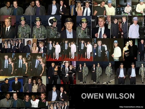 Owen Wilson پیپر وال entitled Owen