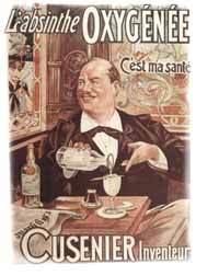 Absinthe वॉलपेपर called Oxygenee Poster