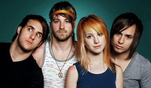 Paramore wallpaper called PARAMORE