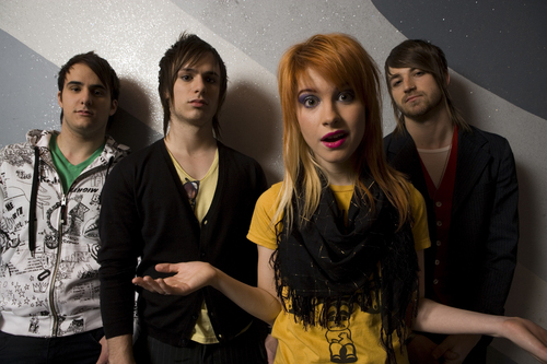 Paramore wallpaper entitled PARAMORE