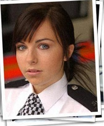The Bill wallpaper titled PC Beth Green