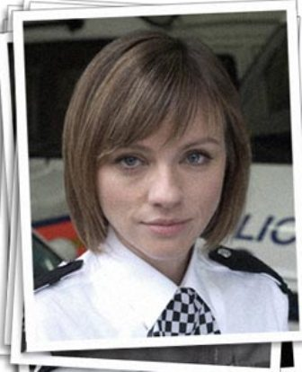 The Bill پیپر وال called PC Emma Keane