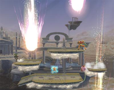 PK Starstorm - Super Smash Bros  Brawl Photo (457822) - Fanpop