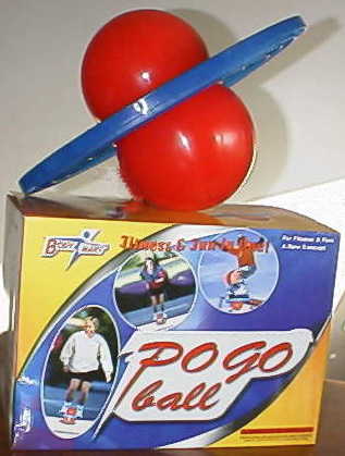Childhood Memories Hintergrund titled POGO Ball