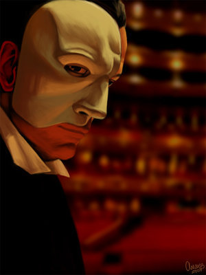 The Phantom Of The Opera wallpaper entitled POTO