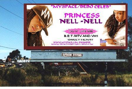 PRINCESS NELL NELL