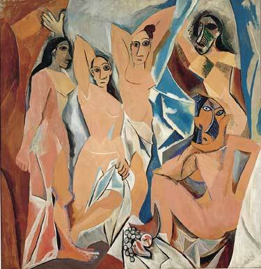Modern Art wallpaper entitled Pablo Picasso