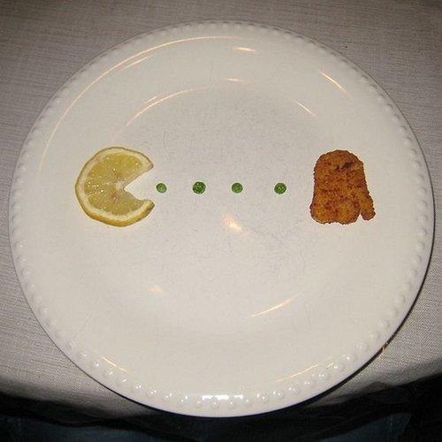 Pacman Food