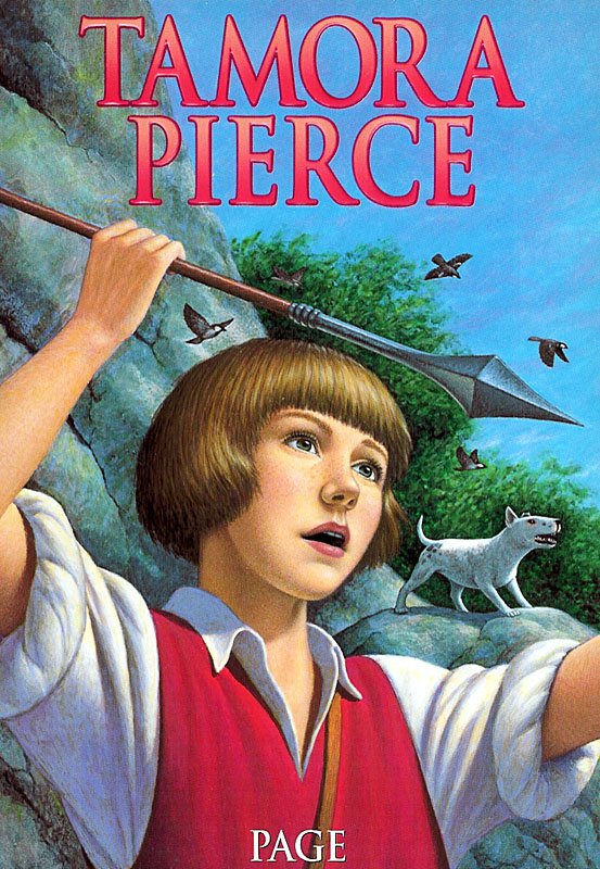 """a book review of tamora pierce protector of the small first test First test series: protector of the small #1  review first test is a true celebration of  6 thoughts on """" first test by tamora pierce ."""