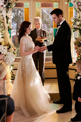Paige and Henry's wedding