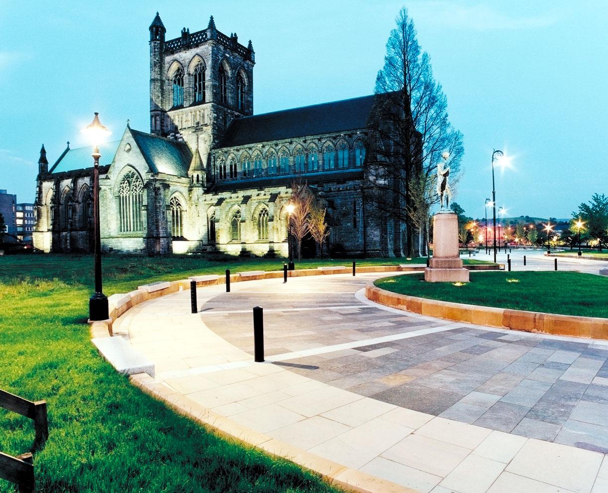 佩斯利 Abbey