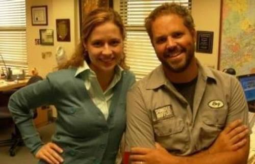 Pam & Roy