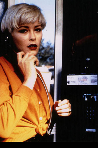 Pamela Gidley kertas dinding titled Pam Twin Peaks
